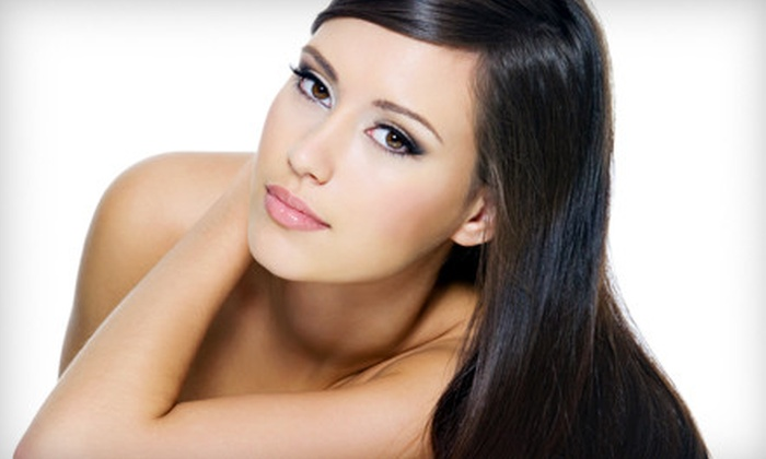 Salon Allure Spa - The Kingsway: $99 for a KeraSmooth Hair-Smoothing Treatment at Salon Allure Spa ($400 Value)