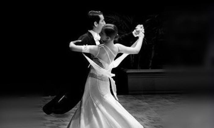 Crystal Ballroom Dance Studio - San Jose: 5 or 10 Group Dance Lessons at Crystal Ballroom Dance Studio (Up to 68% Off)