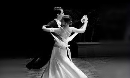 Five 45-Minute Group Dance Lessons (a $75 value) - Crystal Ballroom Dance Studio in San Jose