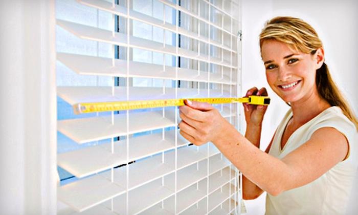 K Liz Interiors - University of Missouri: $99 for $225 Worth of Window Treatments from K Liz Interiors