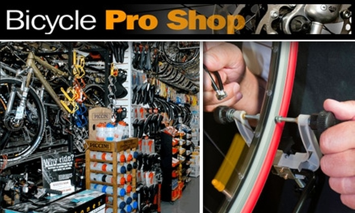 Bicycle Pro Shop - Cameron Park: $55 for a Bicycle Tune-Up at Bicycle Pro Shop ($110 Value)