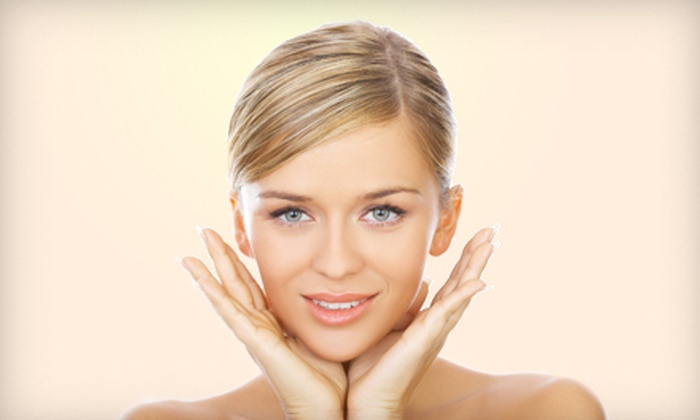 Glow Aesthetics - Tigard: $99 for Biolifting Microdermabrasion Facial with LED Skin-Tightening Treatment at Glow Aesthetics in Tigard ($250 Value)
