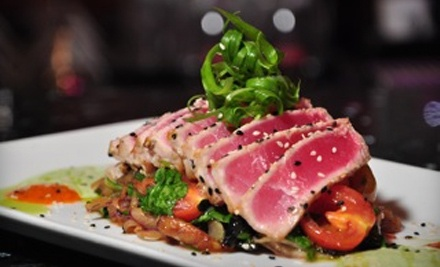 $25 Groupon to The Loft Cafe and Social Lounge - The Loft Cafe and Social Lounge in Edmonds