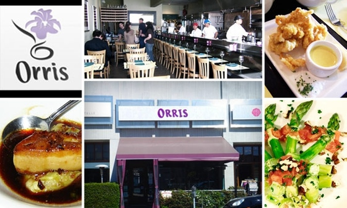 Orris - West Los Angeles: $20 for $35 Worth of Asian Fusion Finger-Food at Orris