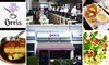 Orris - CLOSED - West Los Angeles: $20 for $35 Worth of Asian Fusion Finger-Food at Orris