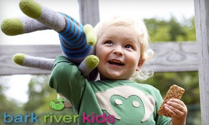 Bark River Kids - Delafield: $20 for $40 Worth of Kids Clothing and Accessories at Bark River Kids