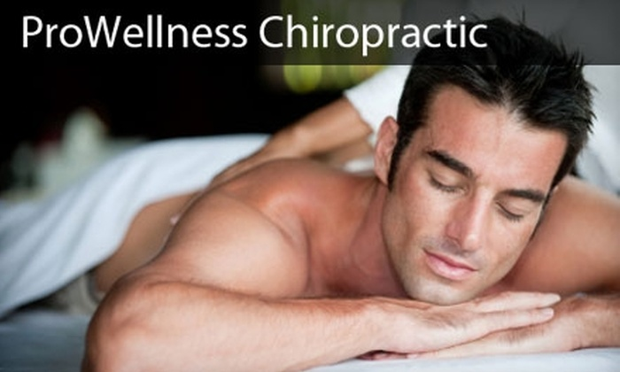 ProWellness Chiropractic - Fishers: $40 for Your Choice of One-Hour Massage including Hot Stone, Deep Tissue, and More at ProWellness Chiropractic in Fishers ($80 Value)