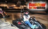 Rush Hour Karting - Garner: $15 for Two Eight-Minute Races at Rush Hour Karting in Garner ($40 Value)