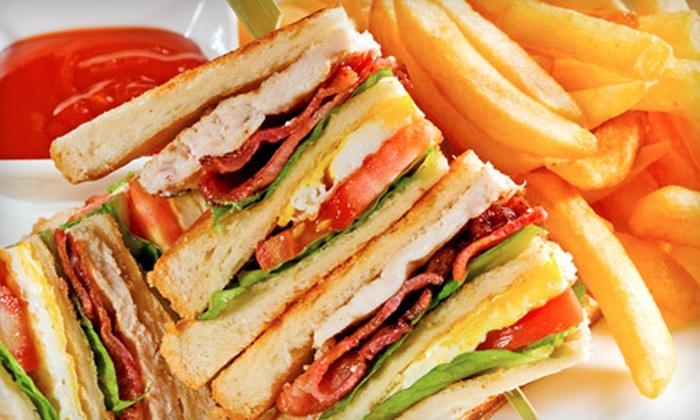 Lemon Grove Deli - Lemon Grove: Lunch or Breakfast for Two at Lemon Grove Deli (Up to 55% Off)