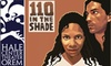"""Hale Center Theater Orem Classes - Suncrest: Tickets to """"110 in the Shade"""" Starring Audra McDonald and Will Swenson at Hale Center Theater Orem. Choose from 3 Seating Options."""