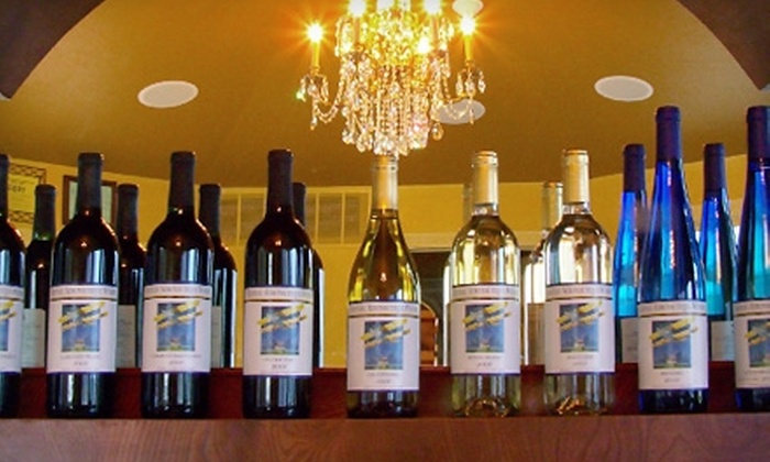 Chateau Aeronautique Winery - Jackson: Private Wine Tasting for Two or Four at Chateau Aeronautique Winery