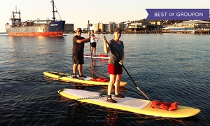 Surf Ballard: One or Two Two-Hour Standup-Paddleboard Rentals at Surf Ballard (Up to 46% Off)