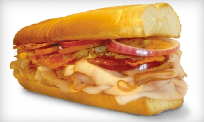 Fernando's Cafe - Downtown: $8 for Three Sandwiches at Fernando's Cafe (Up to $17.07 Value)