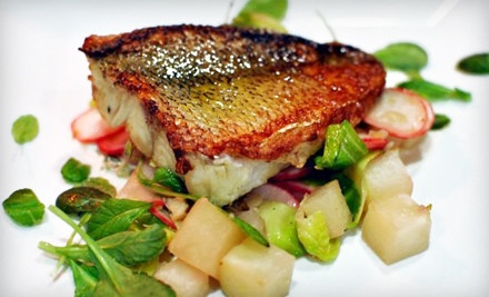 $30 Groupon for Contemporary Cuisine  - Nage in Rehoboth Beach