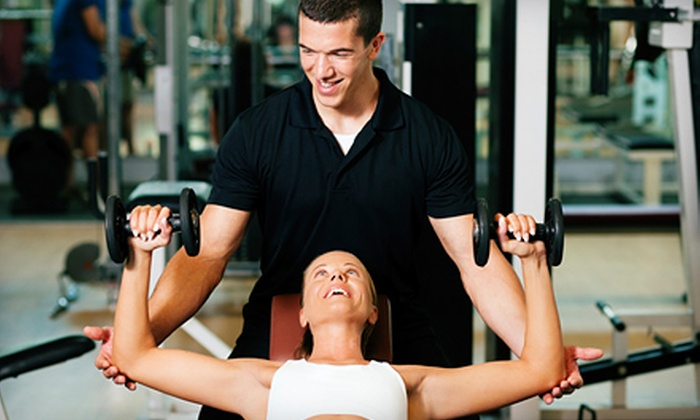 Iron Quest Personal Fitness Training - Eastside: $79 for Four One-on-One Body-Sculpting Training Sessions at Iron Quest Personal Fitness Training ($236 Value)