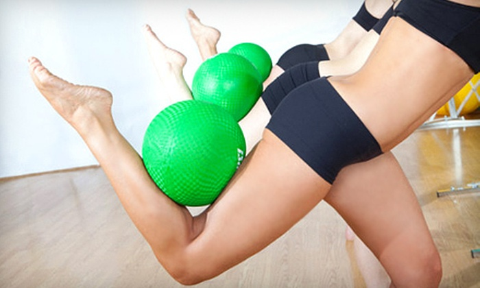 Core Studios - Summerlin & Southwest: 10 or 20 Basic Booty Barre Fitness Classes at Core Studios (Up to 85% Off)