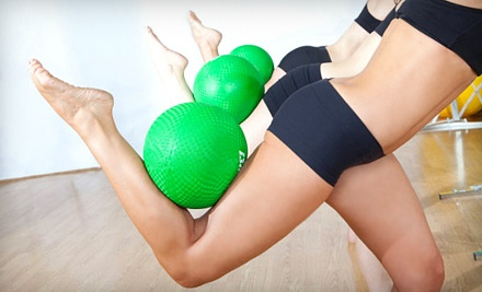 10 Basic Booty Barre Fitness Classes (a $180 value) - Core Studios in Las Vegas
