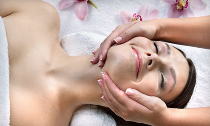 YD Spa - Orange: $59 for a One-Hour European Facial and Half-Hour Signature Massage at YD Spa in Orange ($128 Value)