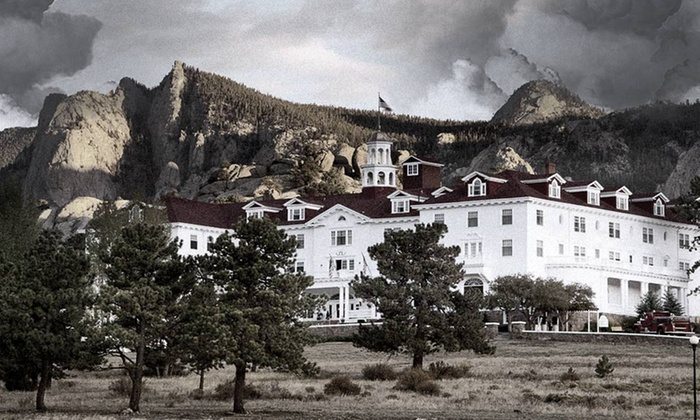 The Stanley Hotel - Estes Park: $89 for a One-Night Stay for Up to Three and One Ghost-Tour Ticket at The Stanley Hotel in Colorado (Up to $224 Value)