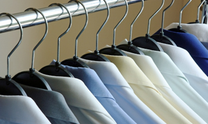 Martinizing Dry Cleaners - Multiple Locations: $9 for $20 Worth of Dry-Cleaning Services from Martinizing Dry Cleaners