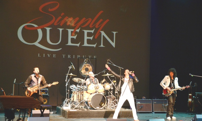 Simply Queen Queen Tribute On Friday May 24 At 8 Pm