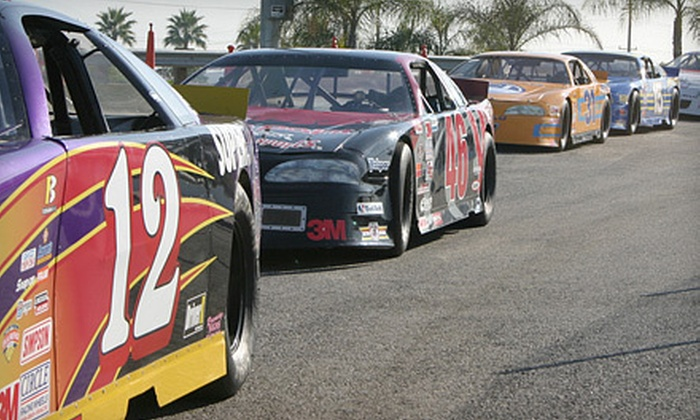 LA Racing USA - South Nashville: $145 for a 20-Lap Stock-Car Driving Experience from LA Racing USA at the Tennessee State Fairgrounds ($399 Value)