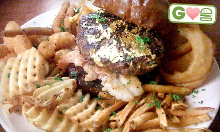 Duke's Bar and Grill - Chicago: $12 for $25 Worth of Burgers and Drinks at Duke's Bar & Grill