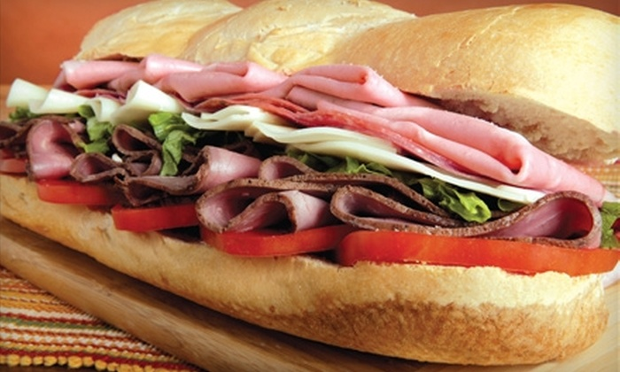 Rubino's  - Strong: $5 for $10 Worth of Italian Subs, Soups, Pastas, and Café Fare at Rubino's