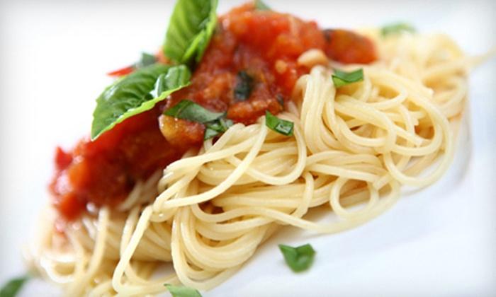 Spampinato's Restaurant - Conshohocken: Italian Fare for Two or Four at Spampinato's Restaurant in Conshohocken (Up to 51% Off)