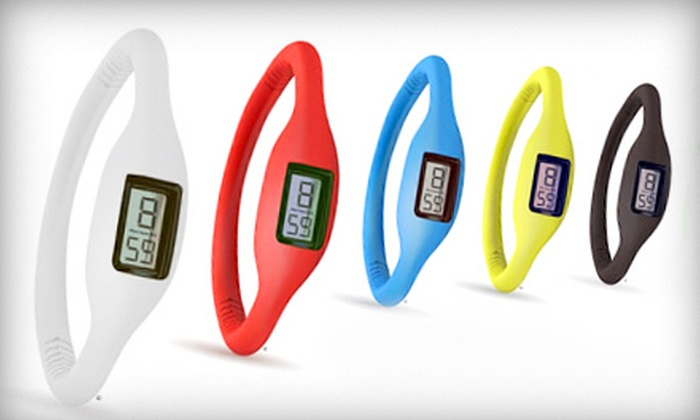 Power Sport Watch: $15 for an Ionized-Wristband Watch with Shipping Included from Power Sport Watch ($35 Value)