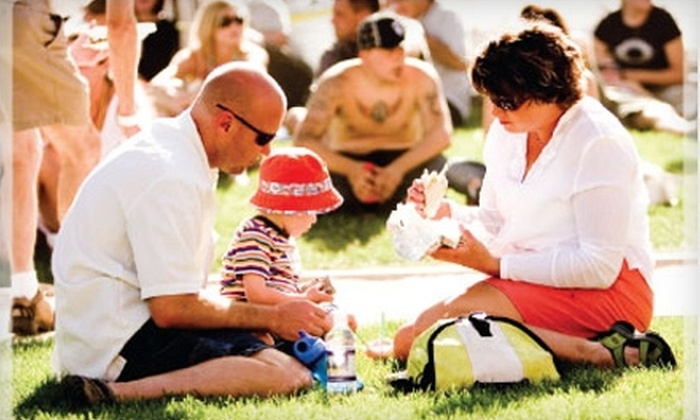 Taste of Fort Collins - Fort Collins: $15 for Two Weekend Passes to Taste of Fort Collins ($30 Value)