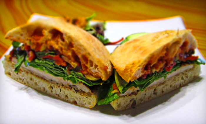 Steelz - Green Valley North: $10 for $20 Worth of Contemporary Fare and Drinks at Steelz in Henderson
