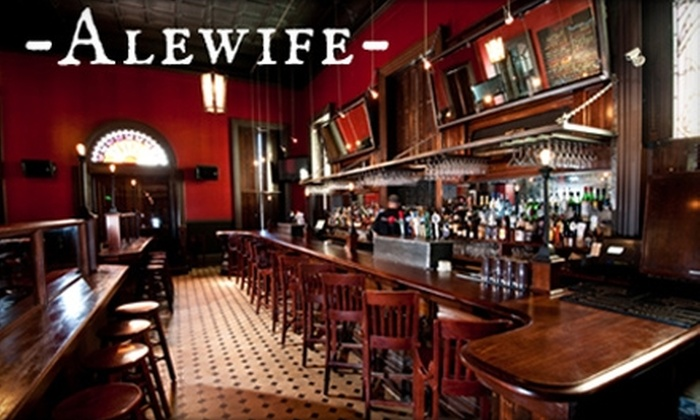 Alewife Baltimore - Downtown: $20 for $40 Worth of American Cuisine and Drinks at Alewife Baltimore