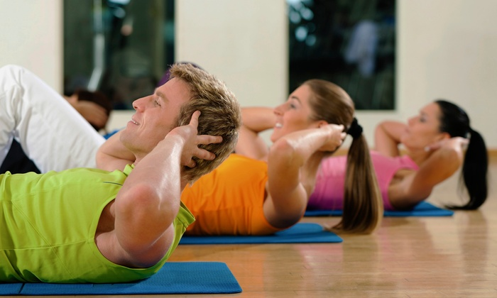 Max Fitness - Harrisburg: 10 or 20 Fit Box or SuperCore Classes at Max Fitness (Up to 55% Off)