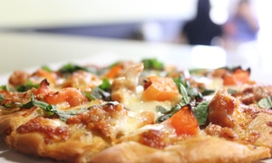 d'marcos pizzeria: $12 for $20 Worth of Pizza and Pasta at d'marcos pizzeria