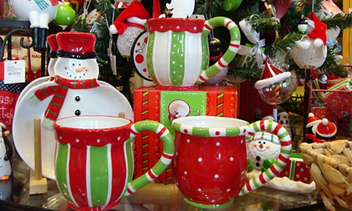 Cobblestone Corner - Signal HIll: Gifts and Treats at Cobblestone Corner (Up to 52% Off). Two Options Available.
