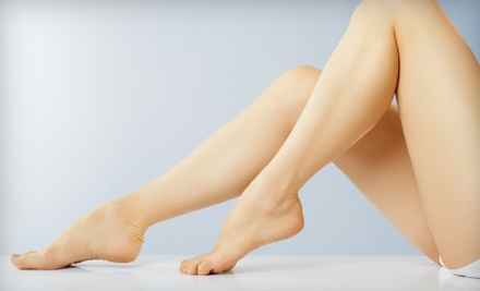 One Laser Spider-Vein Treatment for an Area up to 2