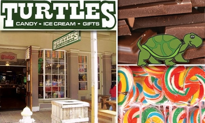 Turtles - Central Sacramento: $6 for $12 Worth of Sweets and Treats from Turtles