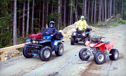 2-Hour ATV Tour for 1 (a $230 value) - BC Power Sports in
