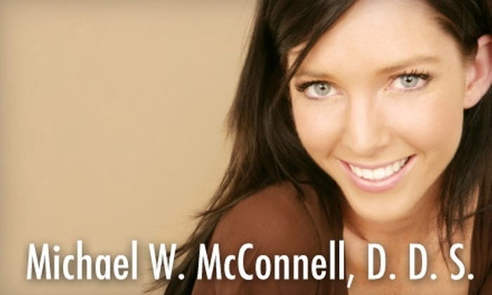 Michael W. McConnell, DDS - Beavercreek: $59 for a Dental Cleaning, Exam, and X-Rays at the Practice of Michael W. McConnell, DDS ($220 Value)