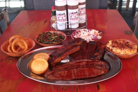 Best Lil' Porkhouse: $14 for $30 Toward Dinner for Two or More at Best Lil' Porkhouse
