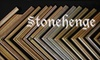 Stonehenge Framing - Montgomery: $50 for $100 Worth of Frames and More at Stonehenge Framing