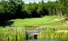Pinecrest Golf Club - Carolina: $22 for Nine Holes of Golf for Two at Pinecrest Golf Club in Carolina