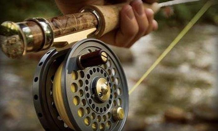 Alaska Half Price - Kenai Peninsula: $1,249 for a Four-Night, Three-Day Fishing Retreat for Two from Alaska Half Price in Ninilchik (Up to $2,498 Value)
