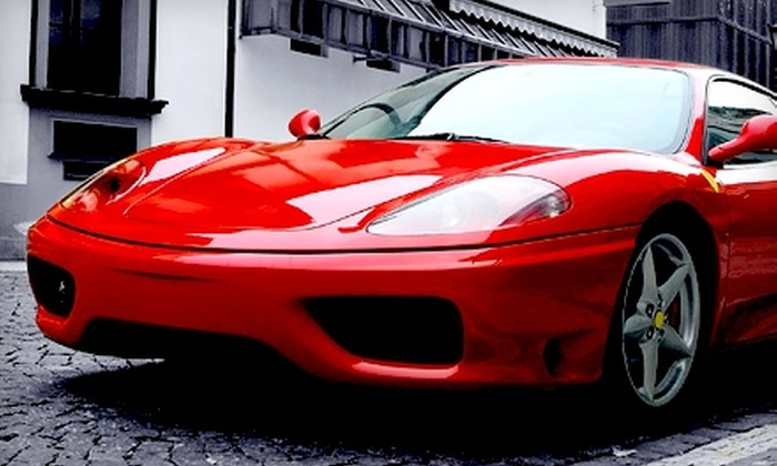Sport Chevrolet - Fairland: $99 for Full Detailing and Oil Change at Sport Chevrolet in Silver Spring ($199.90 Value)