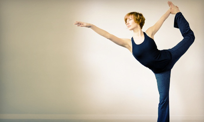 YogaHop - Multiple Locations: $45 for 10 Classes at YogaHop in Pasadena or Santa Monica (Up to $160 Value)