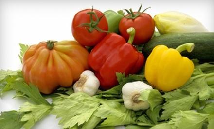 $4 Groupon to GTFMA Farmers' Market  - GTFMA Farmers' Market in Round Rock