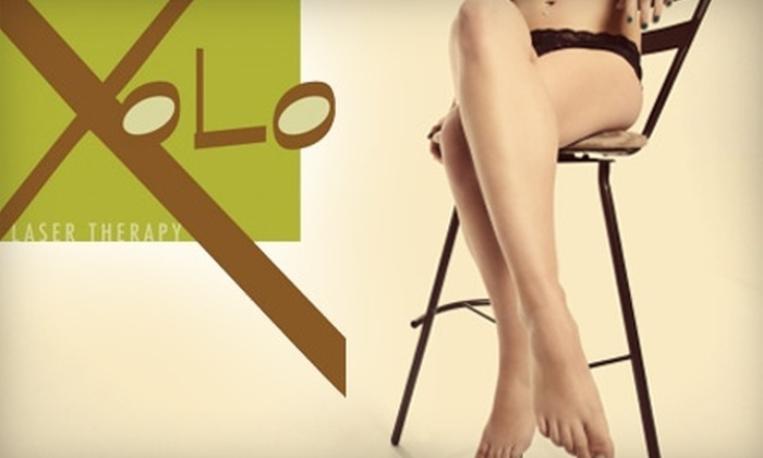 Xolo Laser Therapy - Enfield: $99 for 3 Laser Hair Removal Treatments at Xolo Laser Therapy