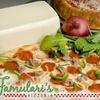 $7 for Fare at Famulari's Pizzeria