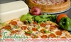 Famulari's Pizzeria - Multiple Locations: $7 for $15 Worth of Pizza and Drinks at Famulari's Pizzeria